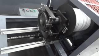машина для изготовления бумажной веревки(, 2013-10-30T09:10:34.000Z)