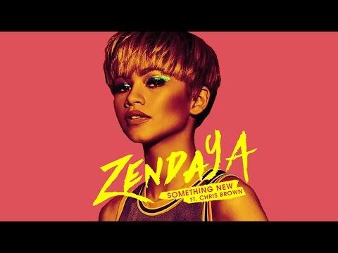Zendaya & Chris Brown - Something New (Instrumental + Lyrics)
