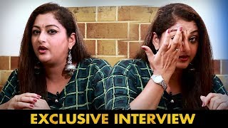 Can't take that Deivamagal is over which made me cry | Actress Rekha Krishnappa Interview