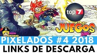 TOP 7 JUEGOS PIXELADOS #5 | Verox PiviGames