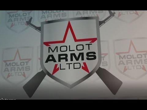 Все секреты Молот АРМЗ на выставке Arms & Hunting. Эксклюзивное интервью для Нудного Ганзы