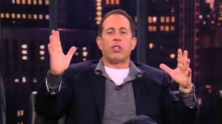 Jerry Seinfeld doing Louis C.K. joke on