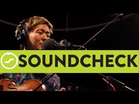 Kishi Bashi: 'Philosophize In It! Chemicalize With It!,' Live On Soundcheck