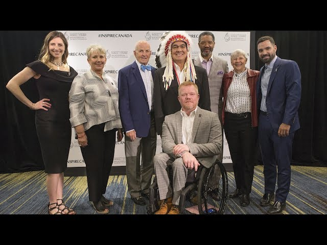 Canada's Sports Hall of Fame unveiled its Class of 2018 Thursday in Toronto. Inductee and Olympic silver medallist diver Alexandre Despatie says one of his career highlights was when he won two world titles in his hometown of Montreal. (The Canadian Press)