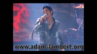 Adam Lambert Led Zeppelin Whole Lotta Love (STUDIO VERSION) during Top 4 Rock Week