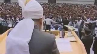 nazam ahmadiyya Jalsa Salana  1