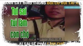 CSGT phạt người dân không đúng làm con chó | Ngọc Phát TV