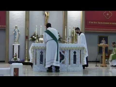 Daily Mass 7/10/20