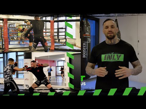MMA Training mit Christian Eckerlin l Sparring l Zec+