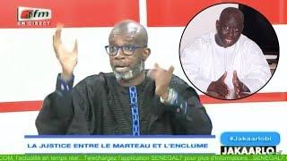 Bouba Ndour à Aliou Sall: