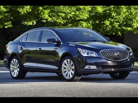 2017 Buick Lacrosse Start Up And Review 3 6 L V6