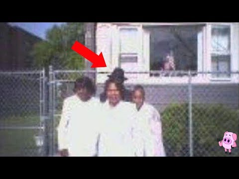 12 Mysterious Shadow People Caught on Camera