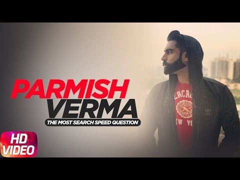 Thumbnail: Parmish Verma Answers The Most Search Speed Questions | Secret Behind Parineeti Chopra