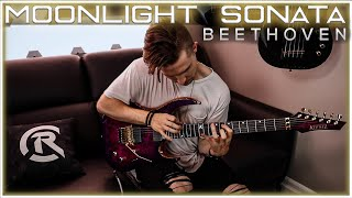 Beethoven - Moonlight Sonata (3rd Movement) | Cole Rolland (Guitar Cover)