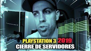 2019 Cierre de servidores en PS3