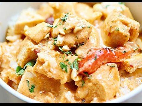 Thai Chicken Crockpot