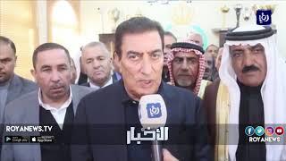 رئيس الديوان الملكي يلتقي أهالي قضاء مؤاب في الكرك ويستمع لمطالبهم - (4-1-2019)