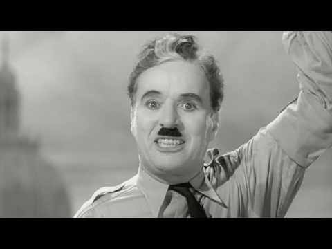 Речь Чаплина из х.ф. \