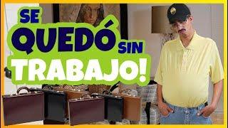 Daniel El Travieso - Botaron A Papi Del Trabajo.