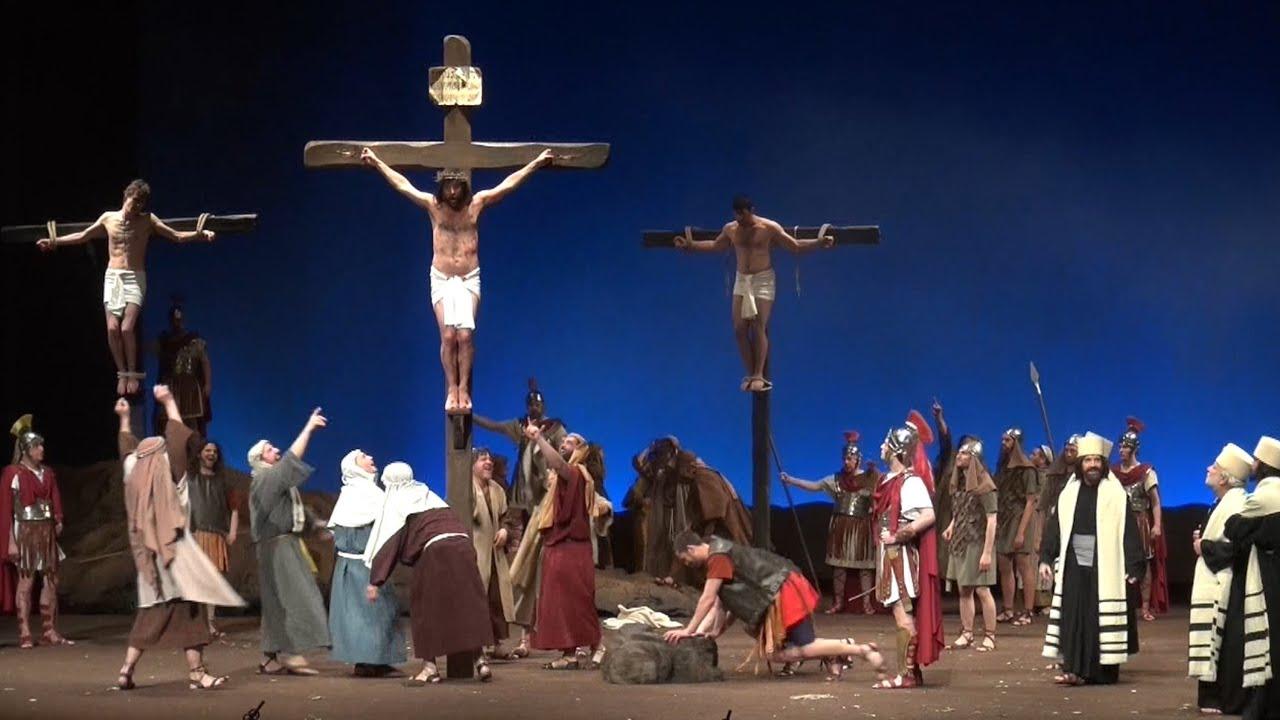Resultat d'imatges de crucifixió  olesa