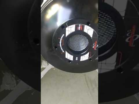 Testeando graves Hard Power 1750RMS na DG1504 (INSCREVA-SE)