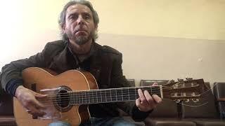 Виктор Цой- В наших глазах- Guitar Cover Garri Pat