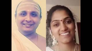 Sundari Neeyum Sundaran Nyanum🌹Such a Perky Song By Swami Sir & Bairavigopi🌹