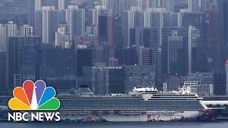 Thousands Quarantined Aboard Cruise Ships Over Coronavirus Fears | NBC Nightly News