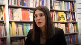 Büşra Sanay 'Kardeşini Doğurmak: Türkiye'de Ensest Gerçeği' kitabını anlattı