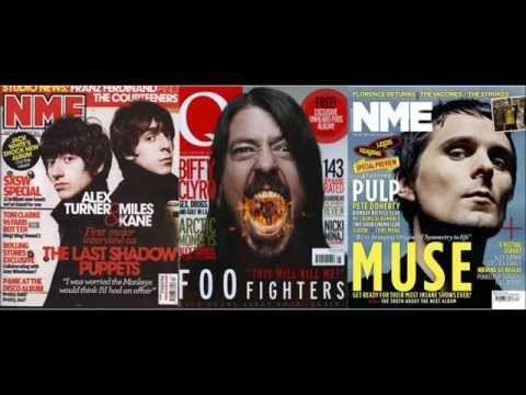 A Level Media (Music magazines)