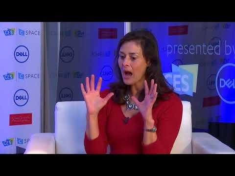 Aimée Lapic, CMO, Pandora: Wake up with The Economist at CES 18 (FULL)