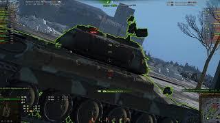 World of tanks Бой на ис 6 взводом  2018 01 31