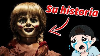ANNABELLE'S STORY Horror Stories in Roblox #2