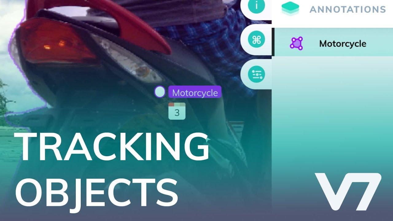 Instance Tracking IDs - V7 Darwin Academy