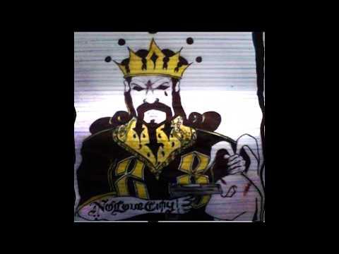 Royal Lion Mob - Im The King ( LATIN KINGS ) White Lion