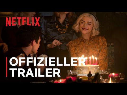 Chilling Adventures of Sabrina: Teil 4 | Offizieller Trailer | Netflix
