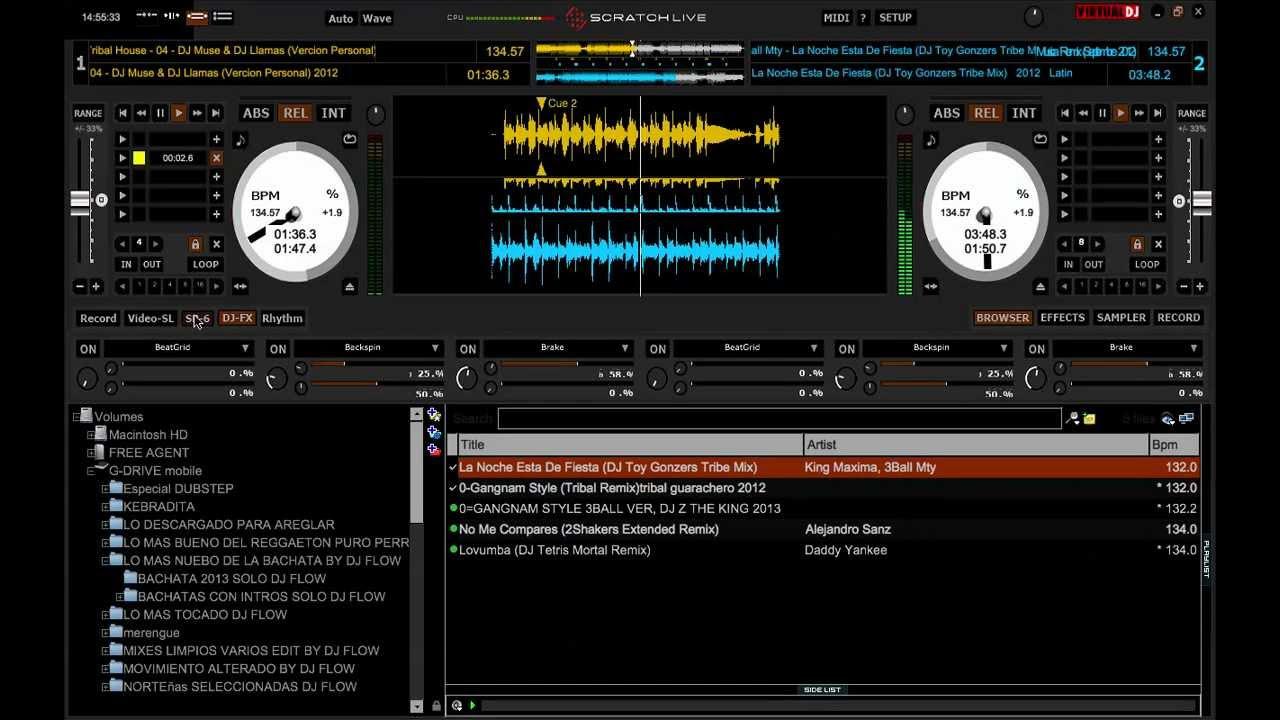 SKIN 2013 SERATO BAIXAR DJ CUSTOM SKINS VIRTUAL