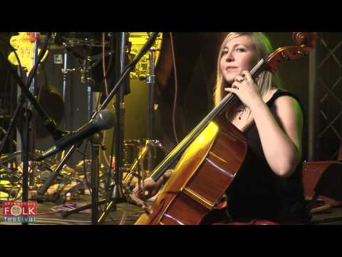 Bellowhead - The Rochdale Coconut Dance, Shrewsbury Folk Festival 2010