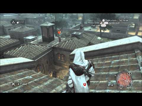 Assassin's Creed Brotherhood Memory Three part 1 of 5 Economics and Borgia Towers