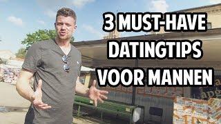 3 Must-Have Datingtips voor je Eerste Date