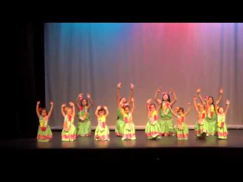 Pan Pacific Dance Studio, Blue Hawaii