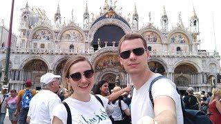 Евротур: Киев - Милан - Венеция. Безвиз, свадьба, день рождения