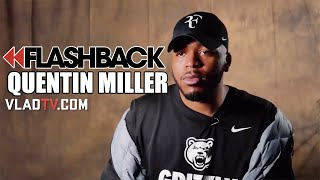 Quentin Miller on Getting Jumped by Meek Mill's Crew During Drake Beef (Flashback)