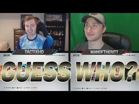 NHL 18 HUT - TOTY GUESS WHO PACK OPENING! w/ ManOfTheRitt