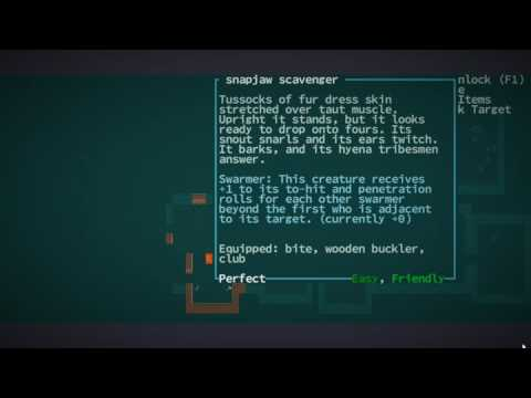 Jay plays Caves of Qud - #54 - Bartering