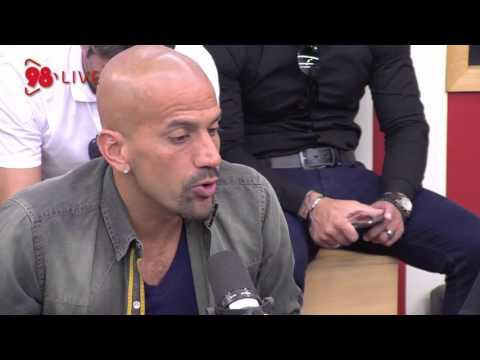 98 Futebol Clube - Entrevista Veron