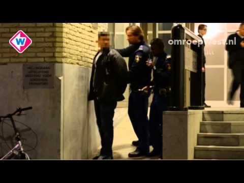 Politie pakt inbrekers bij Raad van State
