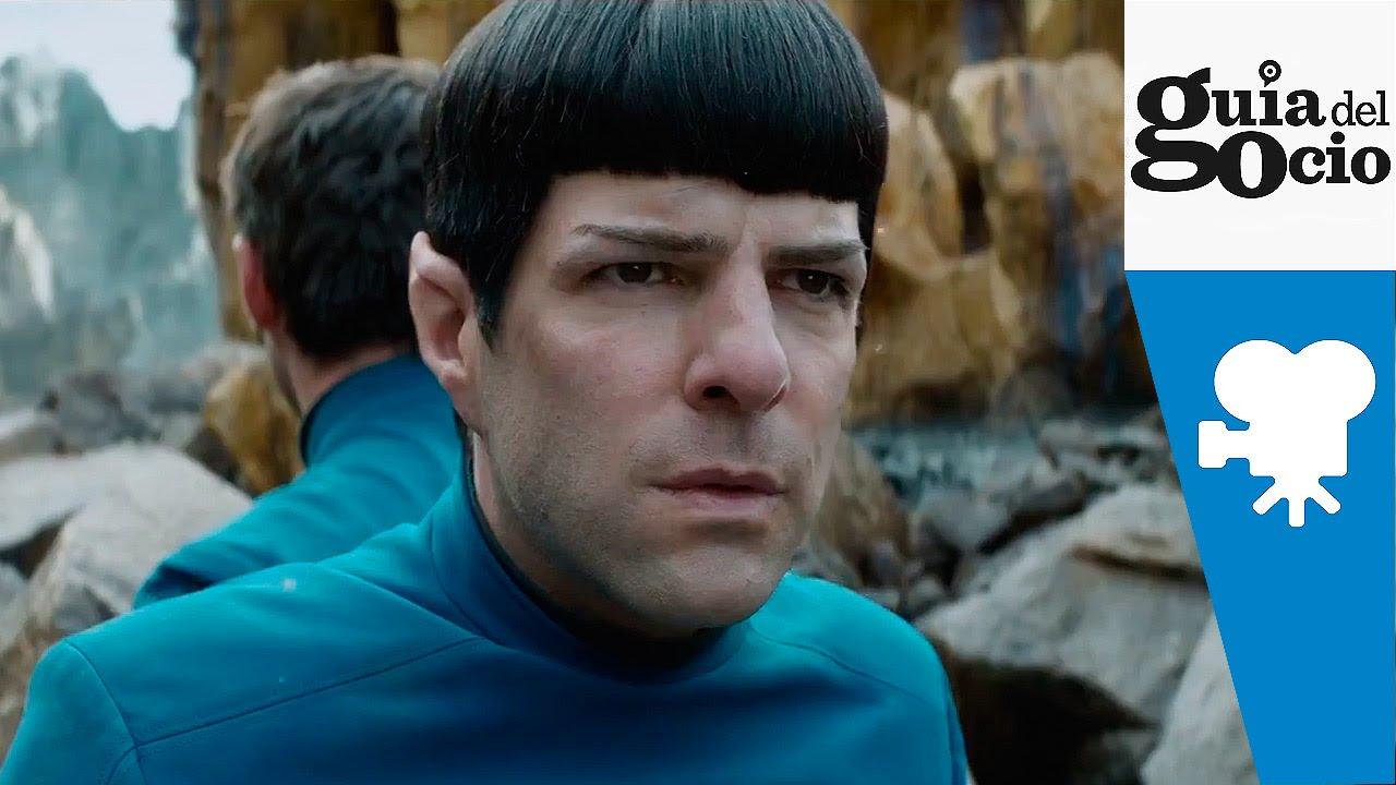 Star Trek Más Allá ( Star Trek Beyond ) - Trailer español - YouTube