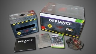 Uffruppe #113 - Unboxing Defiance Ultimate-Edition