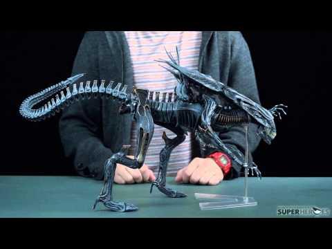 Обзор фигурки Alien Queen Ultra Deluxe (Aliens)